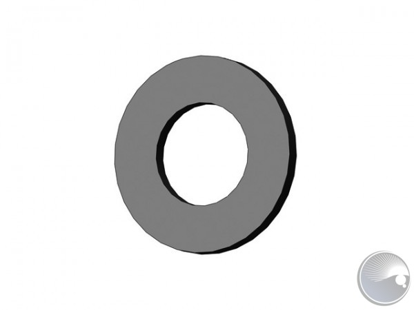 Martin M8 washer 8,4/16x1,6 black