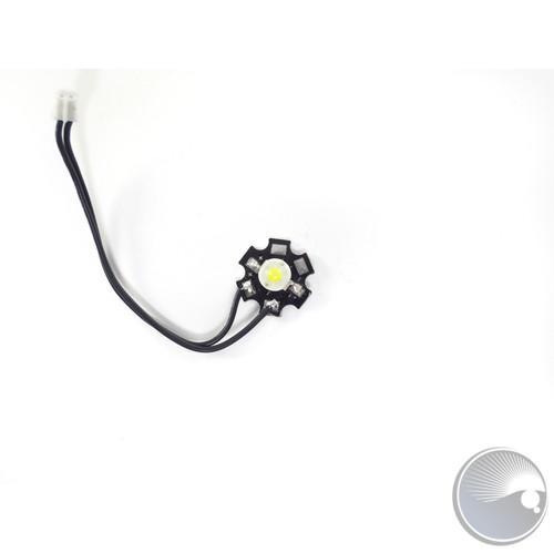 LED PCB FX-W1B140-002, I:350mA, V:3.0-3.2V (BOM#43) **Version 1 ONLY**