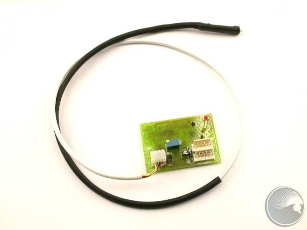 Pcb fluid sensor c/w fluid int