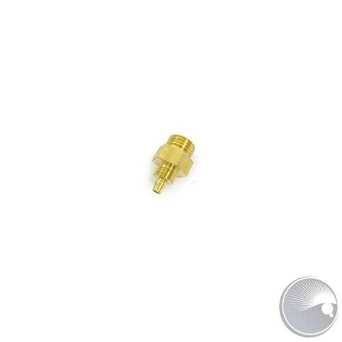 Solenoid copper connector - male (BOM#54)