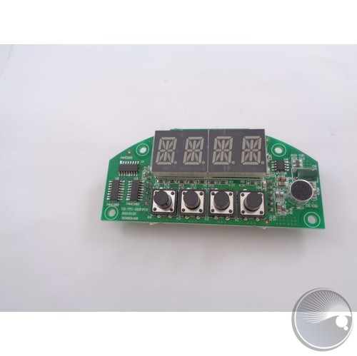 DISPLAY PCB (BOM#17)