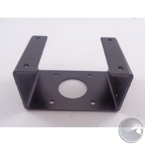 Metal motor mounter
