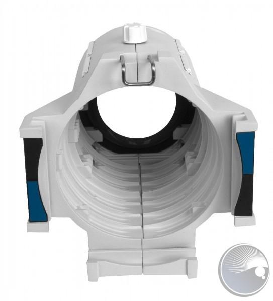 50 Degree Ovation Ellipsoidal HD Lens Tube White