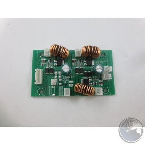 Driver PCB for LED board CRT DR Led V1.0 (BOM#11)