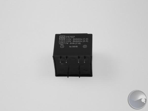 Transformator Myrra no 25767 2x115V