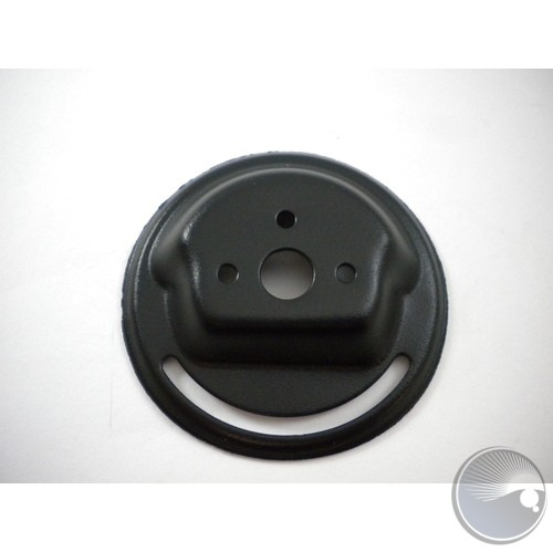 hanging bracket limit wheel F75A15 (BOM#28)