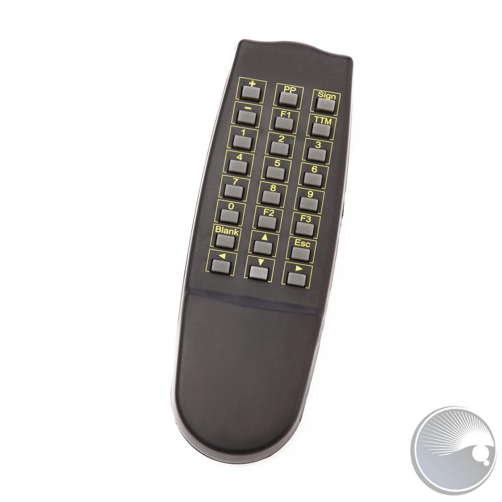 Exterior 50 + 100 IR Remote control