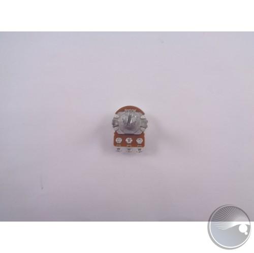 Sensitivity knob _100K_6X13_ (T-Bar)