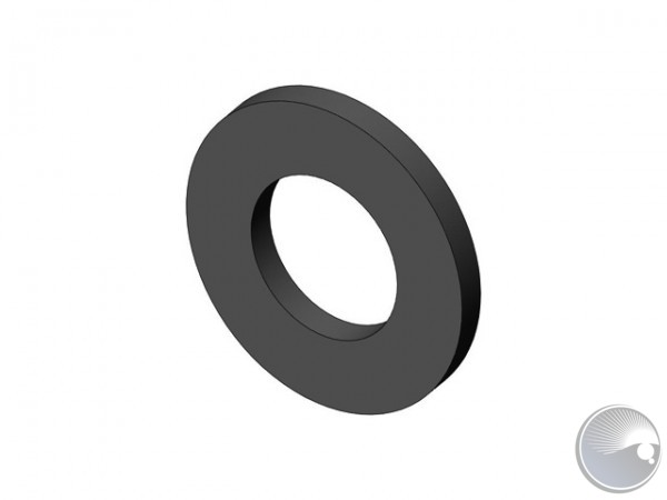 M5 Washer, black