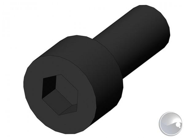 M5x12 ch allen black