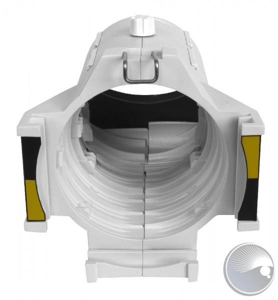 36 Degree Ovation Ellipsoidal HD Lens Tube White