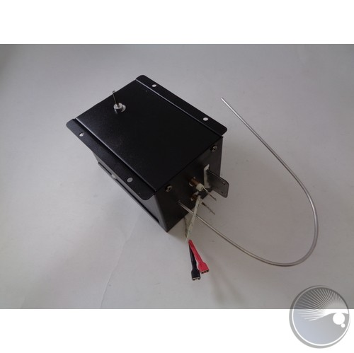 120V complete heater core with metal housing (BOM#25,56)