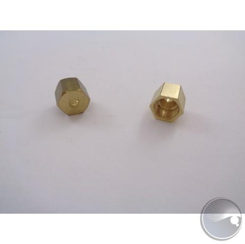 Aluminum cap 4.3 (BOM#37)