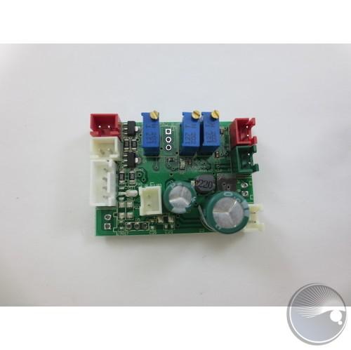 Driver PCB for the laser CR-RG LD V1.0 (BOM#4)