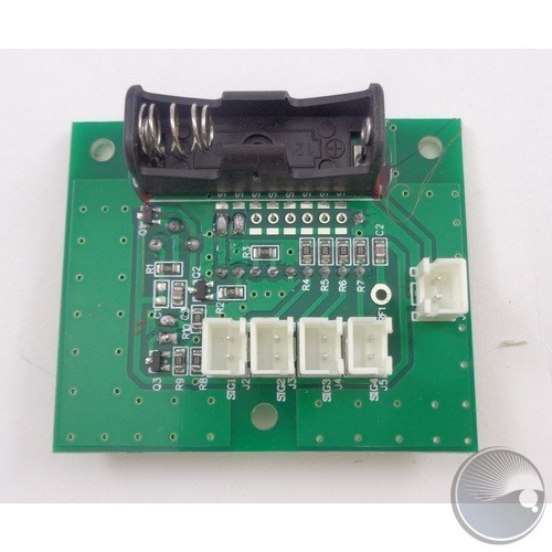 Assistive board (Footswitch) PCBA__CRT_AS_Wireless_Mpb V1.2 (Footswitch)