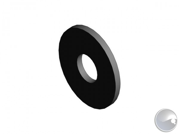 Martin M4 washer 4,3/12x1 black