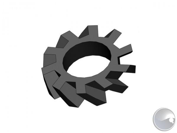 Martin M3 washer lock 3,2/6 black