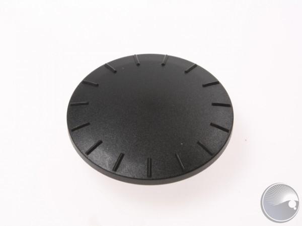 Scroll button (black), Xciter