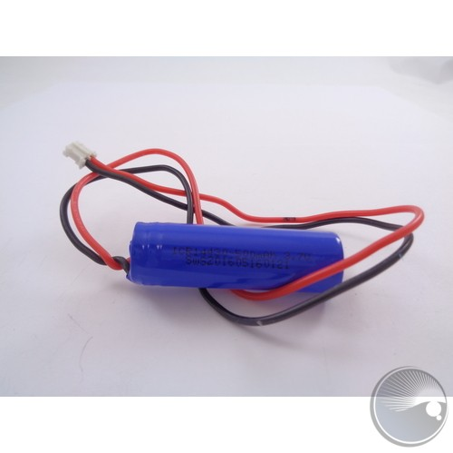 battery with pcb ICR14430-500mAh 3.7V, 1.85wh (BOM#35)