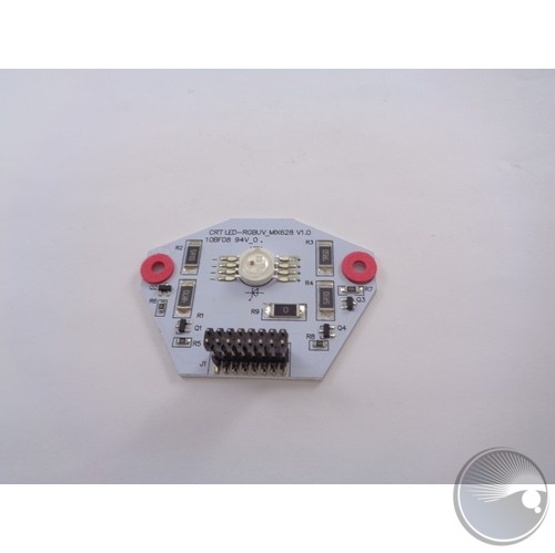 LED board (RGBUV)