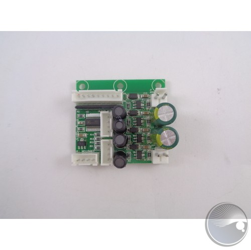 DRIVER PCB for LED board (A) (BOM#S10)